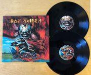 Iron Maiden schallplatten