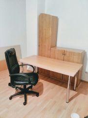 Schnäppchen Schrank Kommode Tisch Bürostühl