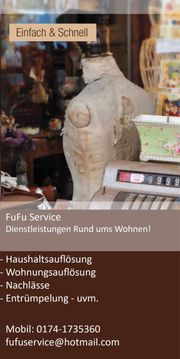 FuFu Service - Dienstleistung Rund ums