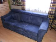 Sofa 235 190 royalblau