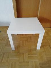 Ikea Beistelltisch Weiß