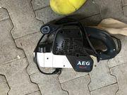AEG Schleifmaschine Bandschleifer