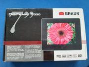 Elektronischer Bilderrahmen von Braun