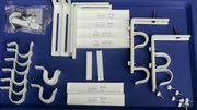 GardinenRöllchen Halterungen von Ikea