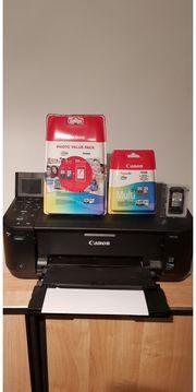 Drucker Scanner Kopierer mit 7