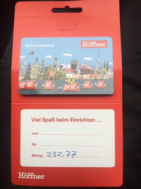 Höffner Gutschein 29277 In Berlin Alles Mögliche Kaufen Und