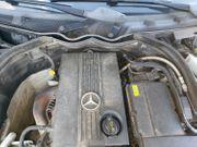 6 Gang Getriebe Mercedes W204