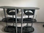 schwarzer Tisch zu verkaufen NEU