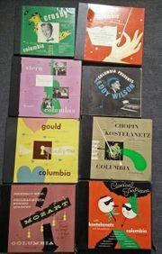 Schellackplatten- Alben
