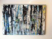 Acrylgemälde Abstrakt - Leinwand - Unikat 70x100