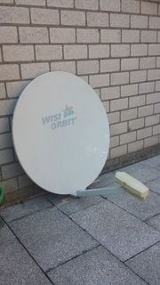 WISI Orbit Topline Satellitenschüssel 90