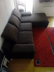 Ich verkaufe ein Sofa in