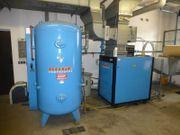 BOGE Schraubenkompressor VLEX30R-