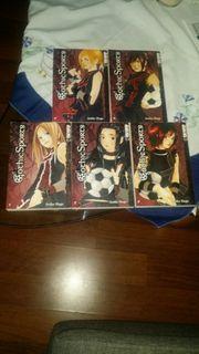 Anime Bücher