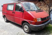 VW Bus Campingausbau