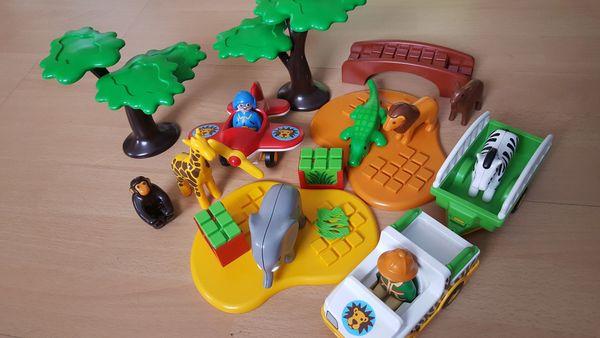 Playmobil Safari - Set 1-2-3