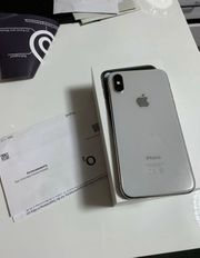 IPhone XS Silber 64 Gb