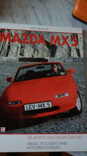 Buch Mazda MX 5