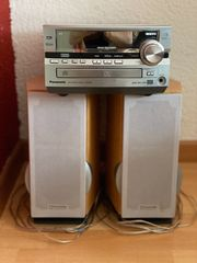Stereoanlage inkl DVD-Player