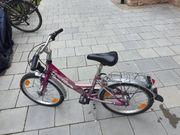 vollfunkionsfähiges Mädchen Fahrrad 20 Zoll