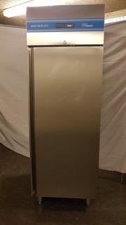Gastro-Kühlschrank Edelstahl Magnos 650