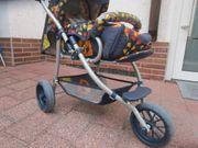 Kinder-Puppenwagen
