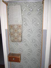 Alte Spiegelgarderobe 50er