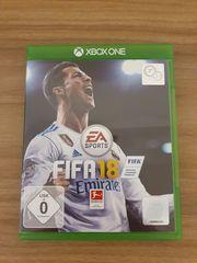 Fifa 18 für Xbox one