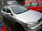 Opel Astra 1 6 Benziner