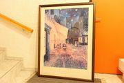 Vincent van Gogh - Caféterrasse am
