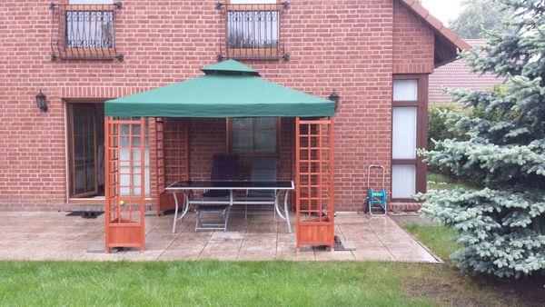 Gartenpavillon gebraucht BxT ca 320x320
