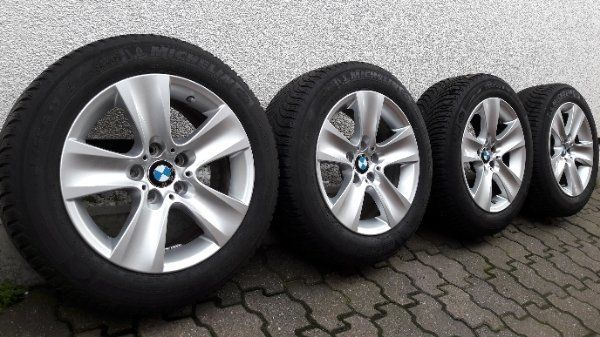 BMW 5er F10/ » Winter 195 - 295