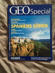 Reisemagazine Spanien