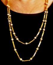 Gold 750er 18 Karat Antik