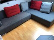Stoffsofa - Couch im guten Zustand