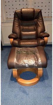 Hochwertiges Himolla Leder Sessel