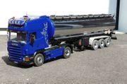 Scania Topline Allrad Sattelzugmaschine mit