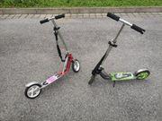 2x Scooter zu verkaufen