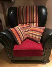 Stylischer Relax und TV Sessel