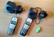 2 Mobiltelefone Gigaset A260 Siemens