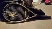 Tennis - Schläger HEAD und Wilson