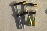1 Stück Schraubzwinge 250mm x