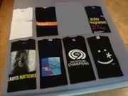 Jede Menge T-shirts von BR
