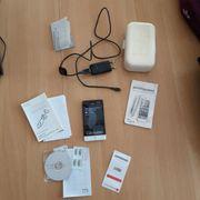 HTC 8s Mobiltelefon schwarz