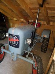 Eicher Traktor EKL15