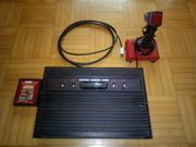 Atarie 2600 Joystick Spiel Netzteil