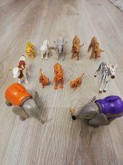 Playmobil Tiere Set 6 Gebraucht