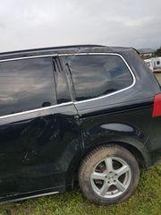 Unfall Auto sharan 2012