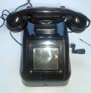 OB 33 - Telefon ein Kurbeltelefon