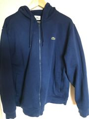Lacoste Jacke blau XXL neuwertig